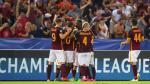 Barcelona empató 1-1 ante Roma en la primera fecha de la Champions League - Noticias de edin hazard
