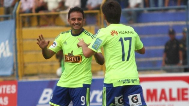 Sporting Cristal venció 3-2 a UTC y sumó su tercera victoria en el Torneo Clausura. (USI)