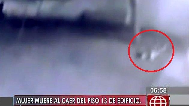Un ciudadano extranjero es el principal sospechoso del presunto crimen en Surquillo. (América Noticias)