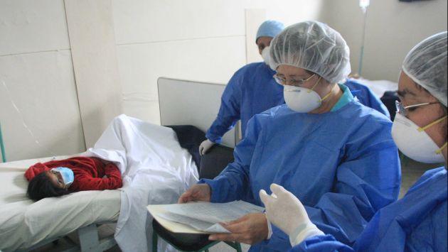 La cantidad de pacientes es preocupante. (Perú21)