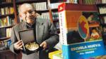 Murió Augusto Benavides Estrada, autor de la enciclopedia Escuela Nueva - Noticias de cementerio de huachipa