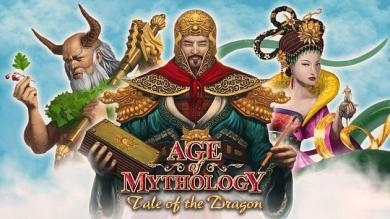 'Age of Mythology: Tale of the dragon' será la nueva expansión del juego
