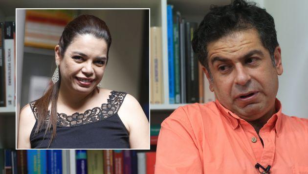 El empresario recluido en el Penal de Piedras Gordas refirió no haber dicho nada sobre la periodista Milagros Leiva. (USI)