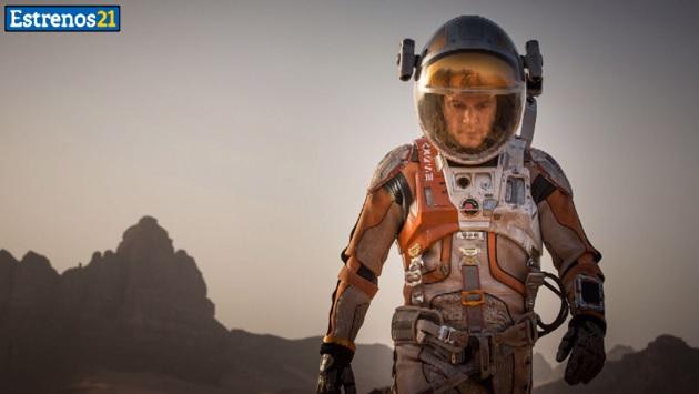 'Misión Rescate' de es protagonizada por Matt Damon. (Perú21)