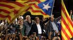 Pablo Iglesias afirmó que convocará a referéndum si gana. (EFE)