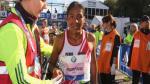 """Wilma Arizapana: """"Tuve que salir a comprar unas zapatillas un día antes de la carrera"""" - Noticias de wilma arizapana"""