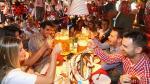 Bayern Munich cumplió con su presencia anual en el Oktoberfest [Fotos y video] - Noticias de franck ribery