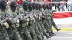 Congreso de la República tiene opiniones divididas sobre que militares patrullen calles - Noticias de emiliano apaza