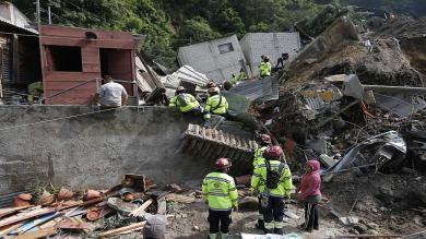 Guatemala: Ya son 44 los muertos por deslizamiento de tierra [Fotos]
