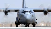 Afganistán: Once personas murieron tras caída de avión de transporte militar de EEUU