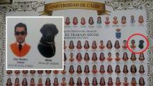 España: Una perra guía 'se graduó' en la Universidad de Cádiz