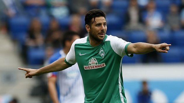 Claudio Pizarro jugó los últimos 31 minutos del encuentro. (Getty Images)
