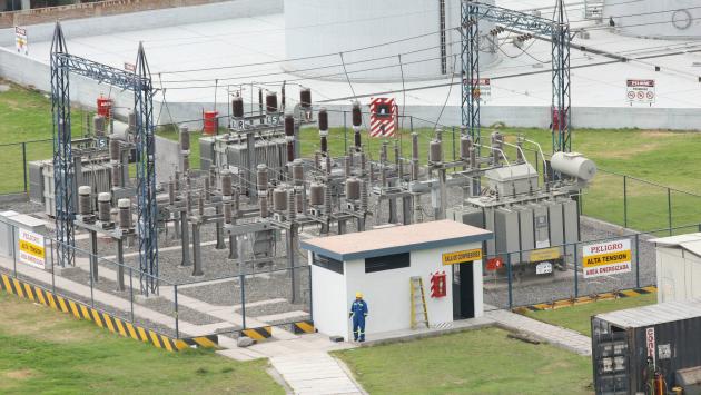 Producción de energía se incrementó en 7.3% (Peru21)
