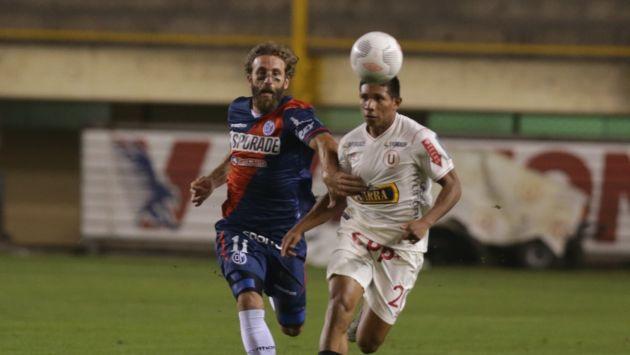 Universitario de Deportes se enfrenta este domingo a Deportivo Municipal. (Perú21)