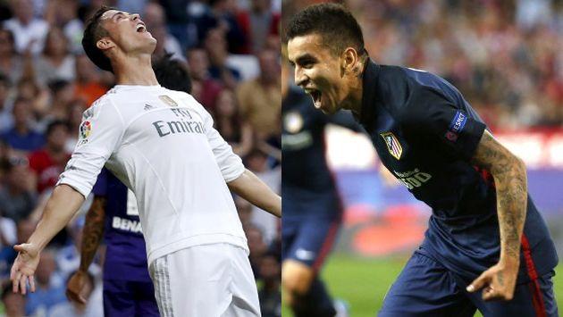 Real Madrid se enfrenta al Atlético de Madrid en Resultados de búsqueda el estadio Vicente Calderón (AFP)