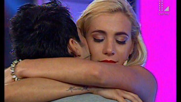Paula Ávila no descartó regresar con André Castañeda tras agresión. (Latina)