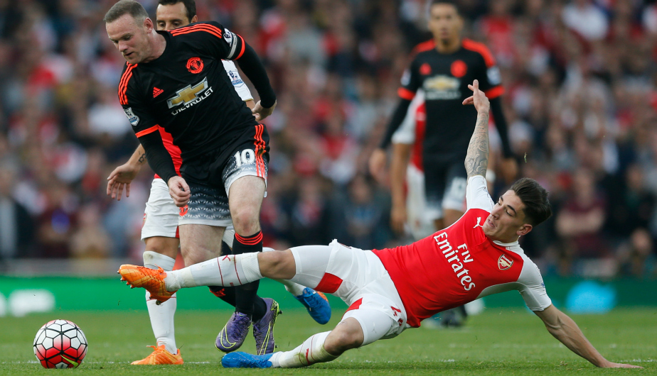Arsenal lleva la victoria y Manchester United no logra anotar (REUTERS)