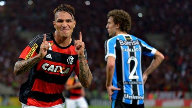 El Flamengo rompió su mala racha tras ganarle 2-0 al Joinville (Difusión)