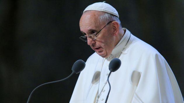 Papa Francisco solicitó una Iglesia abierta pero no en favor del matrimonio gay. (USI)