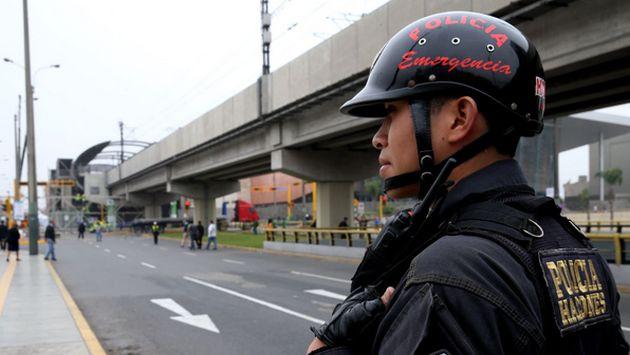 Del 3 al 11 de octubre cerrará la estación La Cultura de la línea 1 del metro de Lima. (Andina)