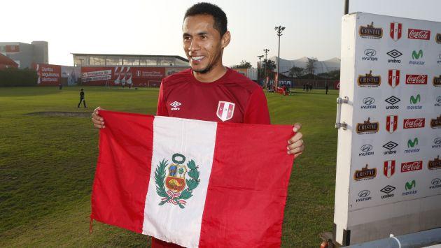 Carlos Lobatón va a dejar todo por la 'camiseta' (Trome)