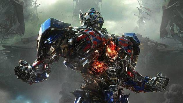 La cuarta parte de la saga Transformers fue la cinta más taquillera del 2014. (24horas.cl)