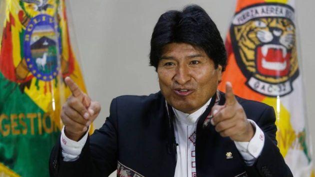 52% rechaza cambio en la Constitución para un nuevo mandato de Evo Morales. (AP)