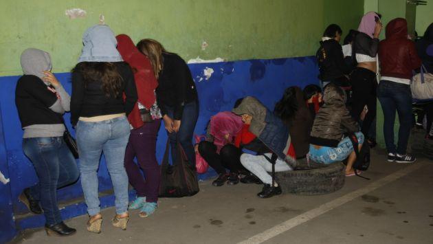 Gran parte de las víctimas de este delito han sido explotadas sexualmente. (USI)