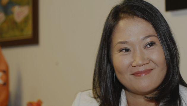 Keiko Fujimori dijo que seguirá peleando por la libertad de su padre
