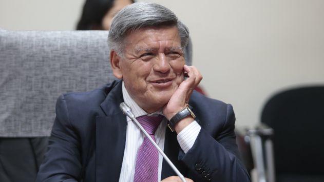 César Acuña se ubica quinto en la intención de voto. (Roberto Cáceres)