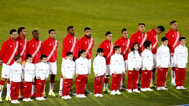 El precio de las entradas para ver a Perú frente a Chile el 13 de octubre están entre S/.80 a S/.480. (EFE)