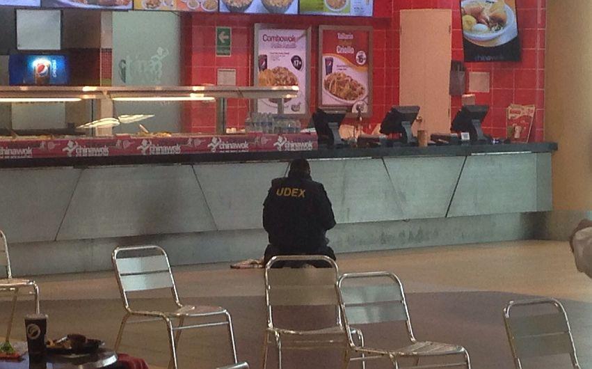 Falsas alarmas por granada preocuparon a viajeros en Aeropuerto Jorge Chávez. (Perú21)