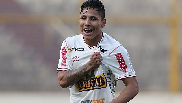 Raúl Ruidíaz es consciente que Universitario aún no se ha librado del descenso. (USI)