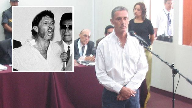 Peter Cárdenas Schulte, ex número 2 del MRTA, fue liberado tras cumplir su condena. (Perú21)