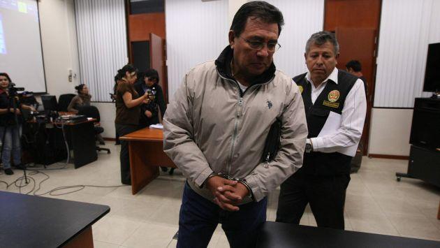 ENTRE REJAS. Dirigente del valle de Tambo continuará en prisión preventiva. (USI)