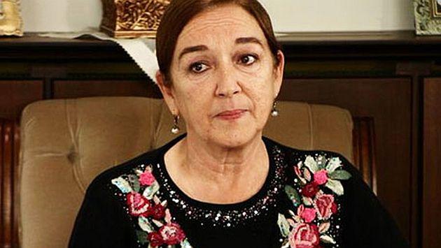 Murió actriz Tomris Incer que interpretaba a Nadide en novela Las mil y una noches. (Captura)
