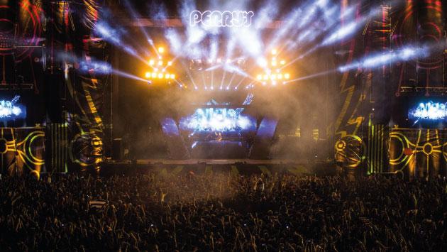 Florence and the Machine y Eminem son algunos de los artistas en Lollapalooza (Facebook)