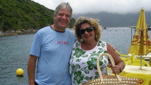 Regina Múrmura siguió las indicaciones de Waze y terminó asesinada en favela de Río de Janeiro. (Facebook Francisco Regina Múrmura)