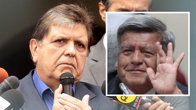 Alan García y César Acuña arrancaron sus carreras electorales con miras a comicios de 2016. (Perú21)