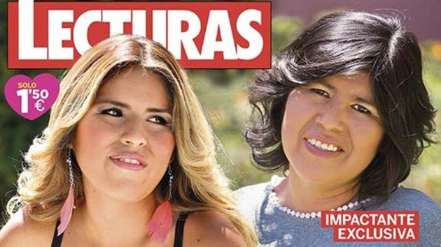 Isabel Pantoja sufre otro golpe tras la aparición de la madre de Chabelita. (Lecturas.es)