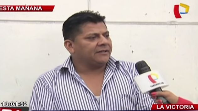 Detonaron granada de guerra frente a vivienda de regidor de La Victoria. (24 Horas)