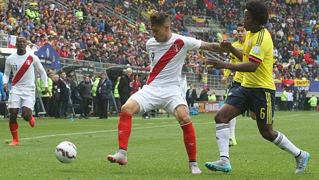 Así le fue a la selección peruana de visita ante Colombia en las eliminatorias. (USI)
