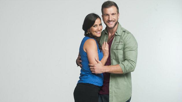 'Amor de madre': David Villanueva afirmó que público quiere verlo junto a Pierina Carcelén. (USI)