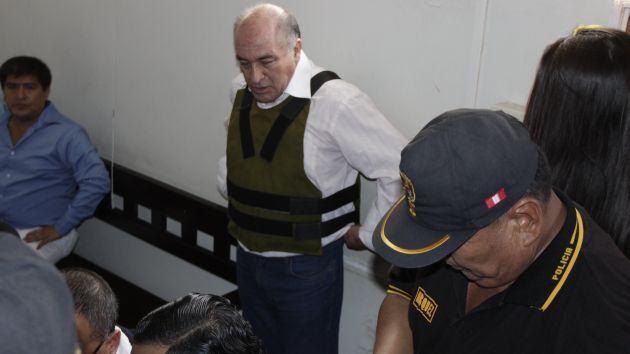 Roberto Torres le contó a su hija que Yehude Simon le ofreció ayuda. (USi)