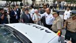 Congresista Juan Carlos Eguren criticó que el Ministerio del Interior no ejecute su presupuesto de manera eficiente (MININTER)