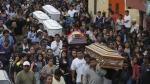 Guatemala: Familiares y amigos lloran a los 112 muertos por deslizamiento de tierra [Fotos] - Noticias de otto perez
