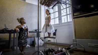 'The Dwarf Fashion Show', el desfile de mujeres pequeñas que sorprendió con su glamour [Fotos]