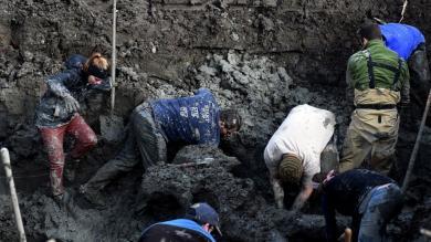 YouTube: Así desenterraron el esqueleto de un Mamut en Michigan, Estados Unidos [Fotos y video]