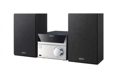 CMT-S20 de Sony: Conoce las características de este novedoso sistema