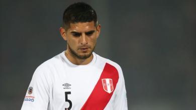 Selección peruana: Carlos Zambrano se lesionó y sería baja ante Colombia